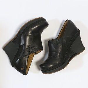MOZO • Slip-Resistent Comfort Work Heels - Size 6